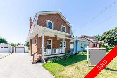 Oshawa 2-Storey for sale:  3 bedroom  (Listed 2018-08-13)