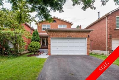 Brock Ridge 2-Storey for sale:  3 bedroom  (Listed 2018-08-30)