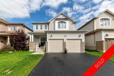 Bowmanville 2-Storey for sale:  4 bedroom 2,397 sq.ft. (Listed 2018-09-04)