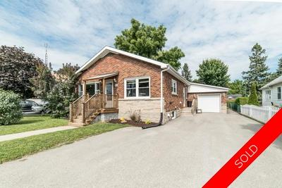 Bowmanville Bungalow for sale:  2+1  (Listed 2018-09-05)