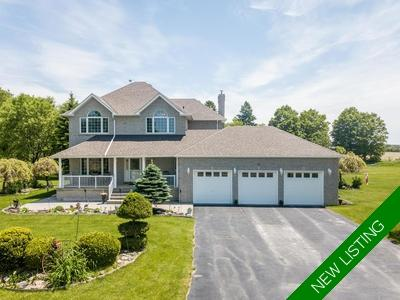Rural Clarington 2-Storey for sale:  3 bedroom  (Listed 2019-06-13)