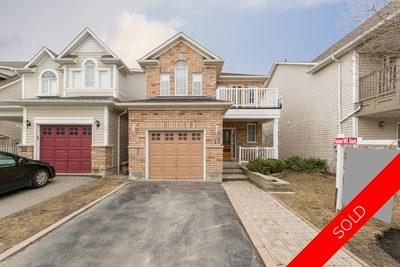 Highly Desirable Brooklin 2-Storey 3 Bed, 3 Bath W/ Finished Basement
