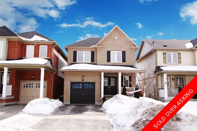 Whitby 2-Storey for sale: 3 bedroom Stainless Steel Appliances, Laminate Floors (Listed 2014-02-26)