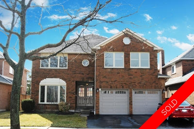 2 Storey Detached Home, 4 Bedroom, 3 Bath In Desirable Whitby!