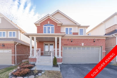 Oshawa 2-Storey for sale:  4 bedroom 2,188 sq.ft. (Listed 2016-04-14)