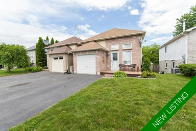 Courtice Raised Bungalow for sale:  4 bedroom  (Listed 2017-06-21)