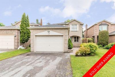 Central Durham 2-Storey for sale:  3 bedroom 1,100 sq.ft. (Listed 2020-06-01)
